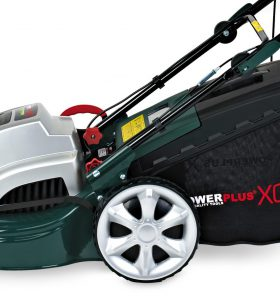 Elektrische grasmaaier Powerplus-POWXQG7515-detail