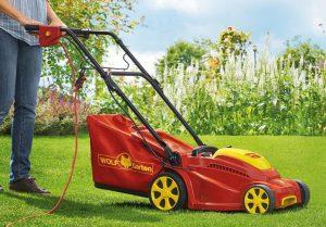 Beste Elektrische grasmaaier Wolf Garten-a400e