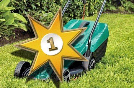 Beste elektrische grasmaaier
