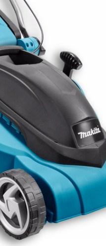 Elektrische grasmaaier Makita review