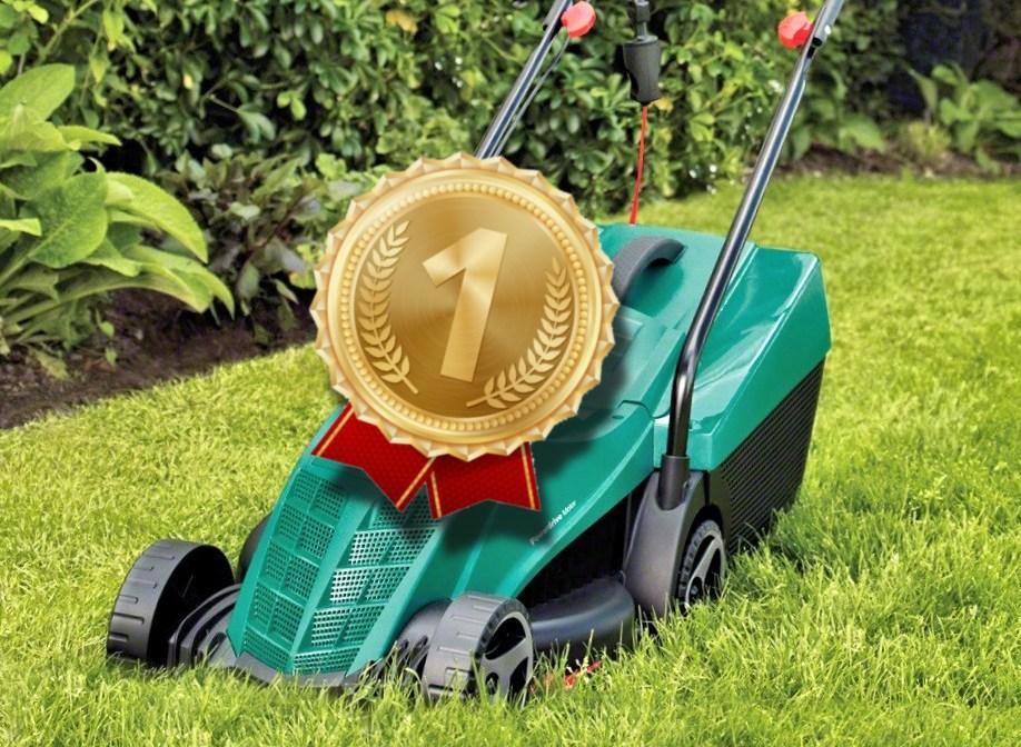 Beste kleine elektrische grasmaaier