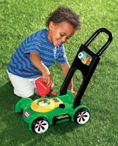 Kinder grasmaaier Little Tikes