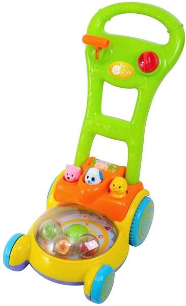 Playgo Kinder grasmaaier dieren