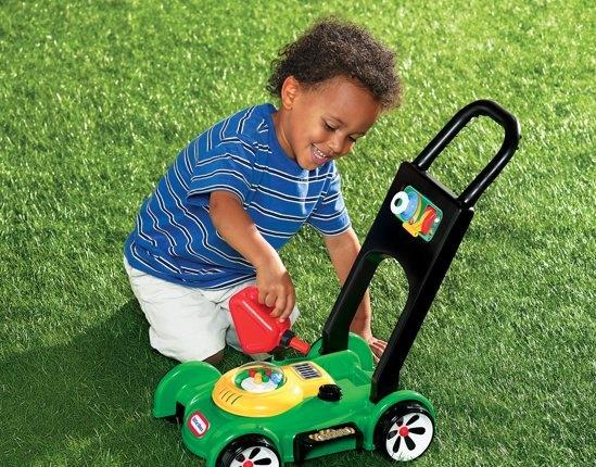 Speelgoed grasmaaier Little-Tikes