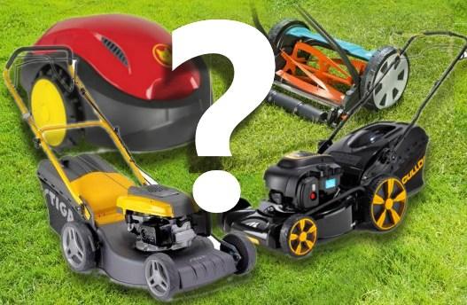 Welke grasmaaier kopen?