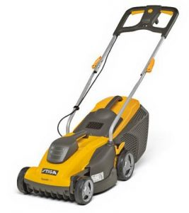 Beste kleine elektrische grasmaaier Stiga-36E