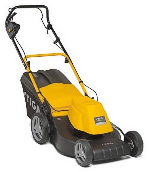 Elektrische grasmaaier Stiga-48ES