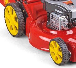 Benzine grasmaaier Wolf-Garten-460ASPHW-High wheels
