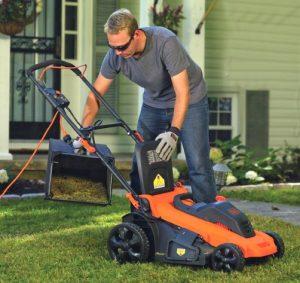 Elektrische grasmaaier Black-&-Decker-LM2000-QS