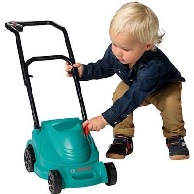 Speelgoed grasmaaier met geluid