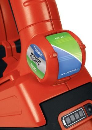 Bladblazer accu black-decker-GWC3600 knop