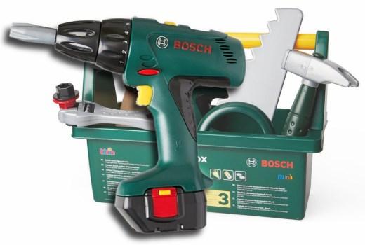 speelgoed bosch toolbox