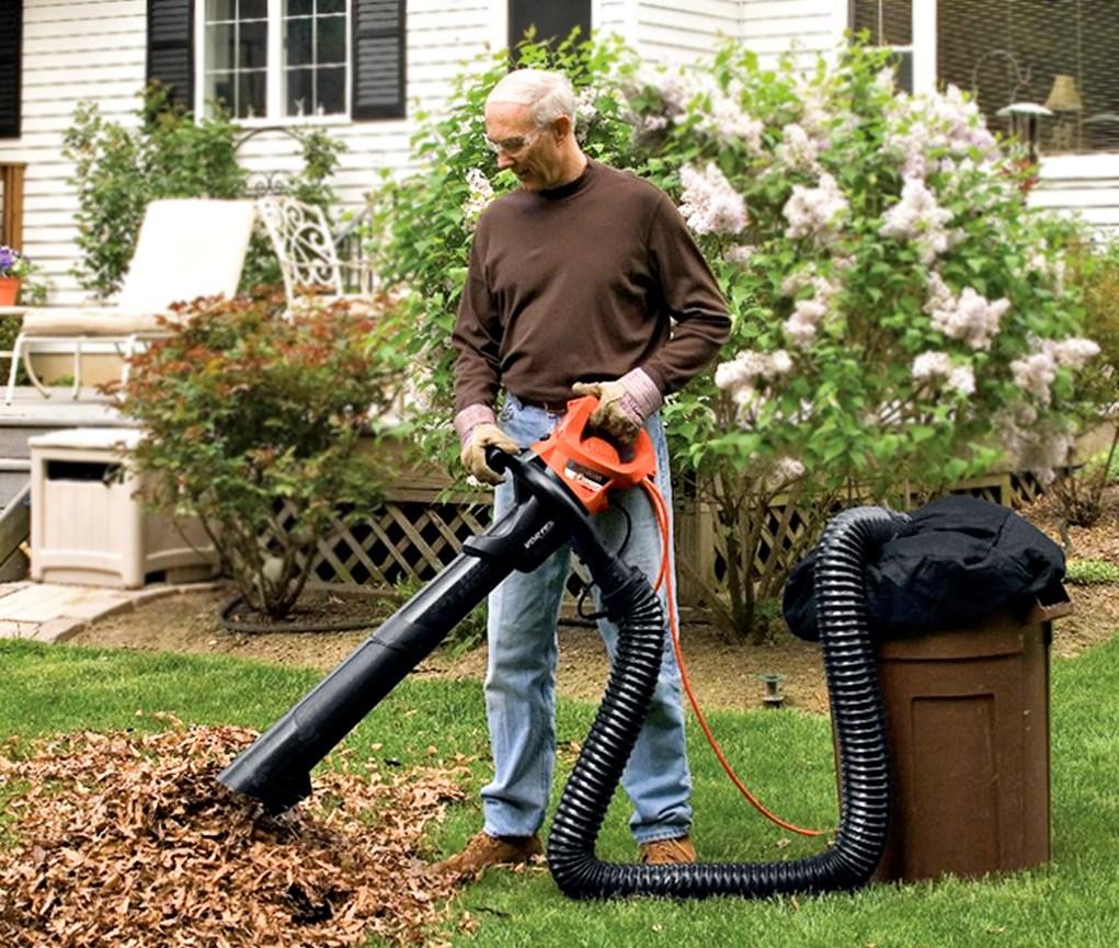 Black Decker bladblazer tuinruimsysteem