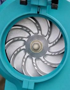 Elektrische bladblazer Gardena-ErgoJet3000 rotor