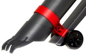 Elektrische bladblazer Wolf-Garten-LBV2600E detail