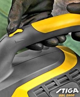 Elektrische bladzuiger stiga-SBL2600-traploos