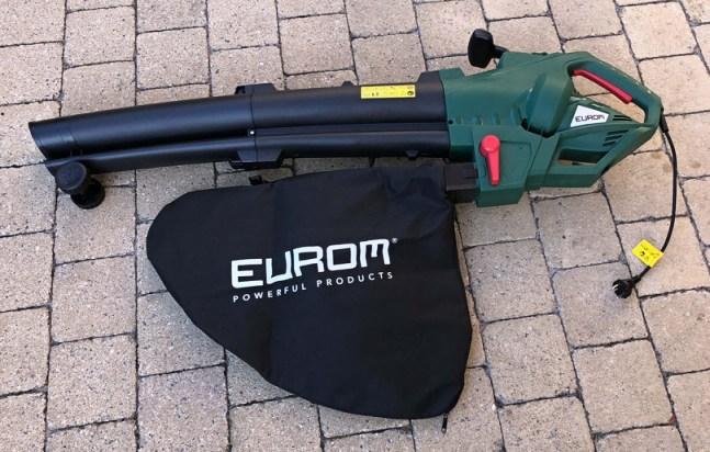 bladblazer Eurom 3000