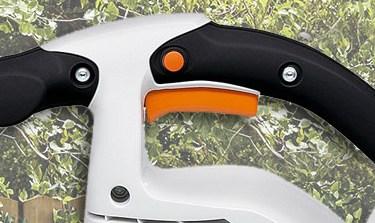 elektrische bladblazer stihl-bge71 handvat