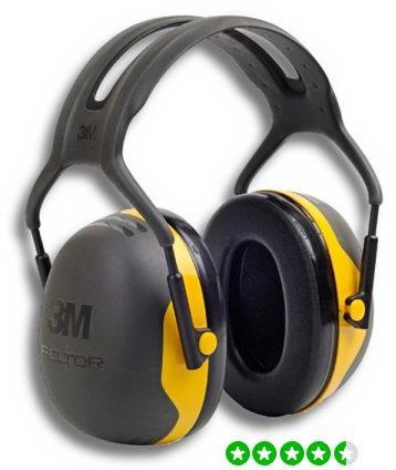 3M gehoorbescherming bladblazer