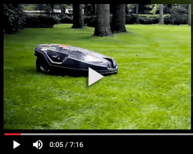 Husqvarna Automower 350 youtube