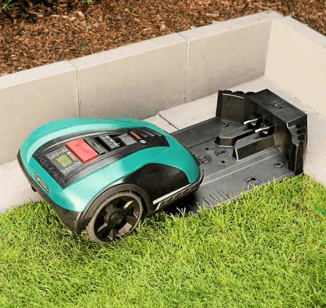 Robotmaaier kleine tuin Bosch Indego