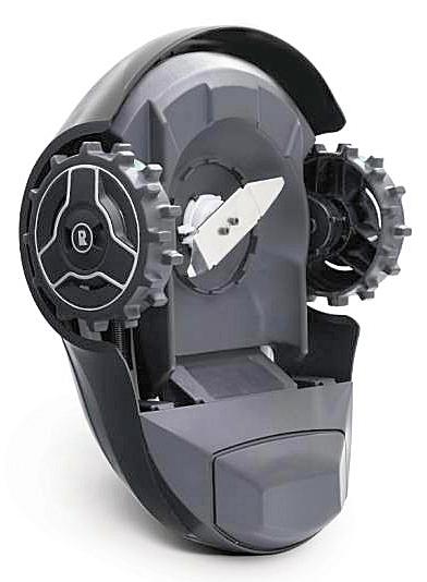 Onderzijde robomow RX12U