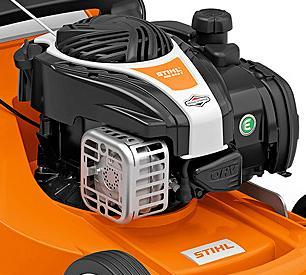 Stihl grasmaaier RME 443 motor