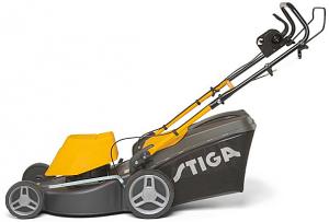 Elektrische grasmaaier Stiga-Combi-48ES