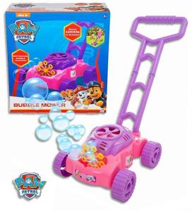 Speelgoed grasmaaier bellenblazer