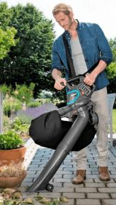 Bladblazer accu Gardena-Powerjet-Li40 gebruik