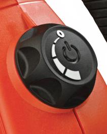 Bladzuiger Black-Decker GW3030 draaiknop