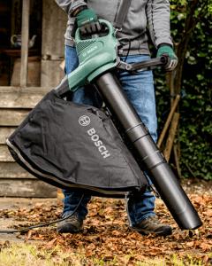 Bladzuiger Bosch universal-garden tidy gebruik