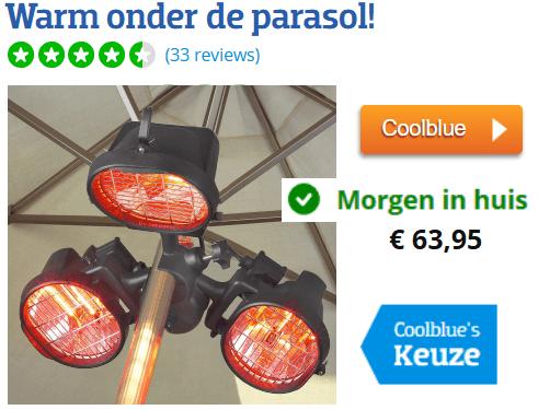 Eurom parasol verwarming-P1500
