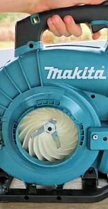 Makita DUB363z accu bladblazer rotorblad