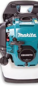 Makita EB5300TH rugbladblazer detail