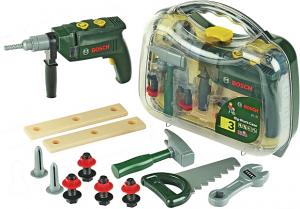 Speelgoed Bosch Toolset accuboor