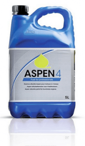 bladblazer benzine aspen4