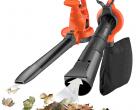 Elektrische bladblazer aanbieding Black Decker GW3030