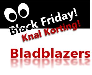 Aanbieding accu bladblazer Black-Friday