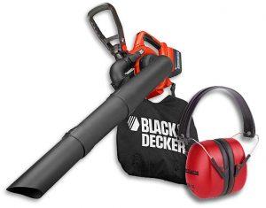Accu bladblazer Black Decker