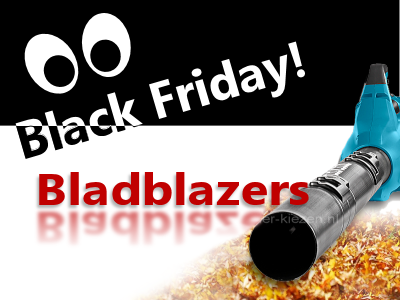 Makita bladblazer Black Friday