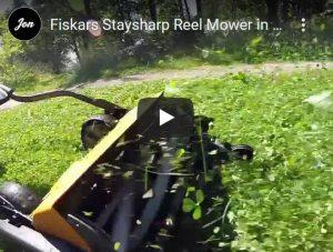 Demonstratie - Fiskar StaySharp Max