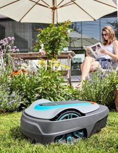 Robotmaaier Gardena Sileno 500