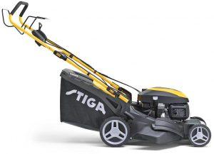 Stiga grasmaaier COMBI 50 SVEQ Honda