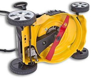 Zelfrijdende Powerplus grasmaaier POWXG60240