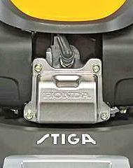 Stiga Honda motor grasmachine