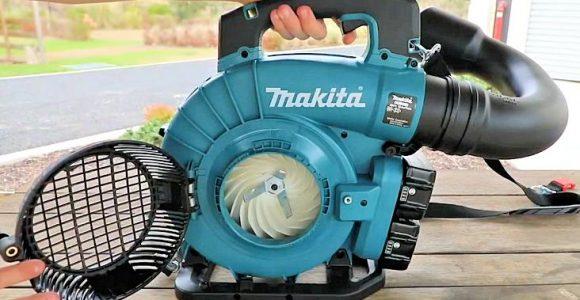 Makita DUB363z accu bladblazer
